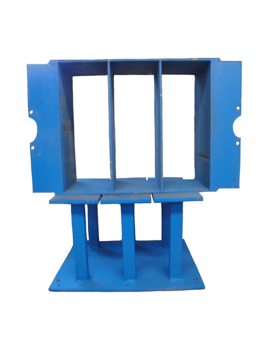 Molde para Block solido