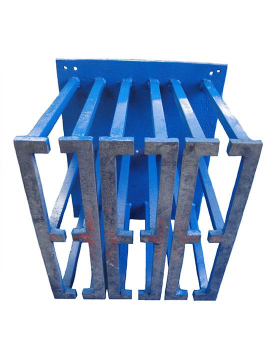 Molde para block hueco